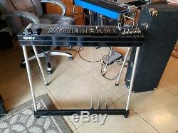 GFI SM10 3X4 Pedal Steel Guitar WithHard CASE! VGC