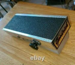Goodrich 6122 Active Volume Pedal for Pedal Steel Guitar