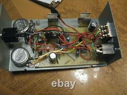 Goodrich Match Bro Custom Buddy Emmons Design Steel Guitar Effects Pedal Rare