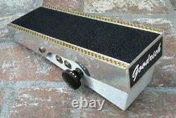Goodrich Model 122 Volume Pedal Steel Guitar FX Effects Pedal NWB Never Used