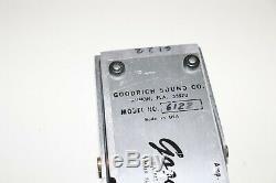 Goodrich Model 6122 Volume Pedal Steel Guitar FX Effects Pedal WORLDWIDE SHIPPIN