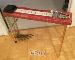 Harin Brothers Multi-kord 8 String Pedal Steel Guitar with6 Pedals