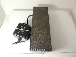 Hilton Electronics Active Volume Pedal Guitar Steel withHardwired Power