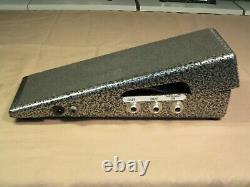 Hilton Low Profile Volume Pedal for Pedal Steel Guitar