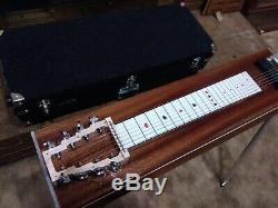 Hudson Pedal Steel Guitar custom 8 string