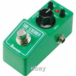 Ibanez TS9 Tube Screamer Mini Electric Guitar or Bass Effect Pedal Brand New