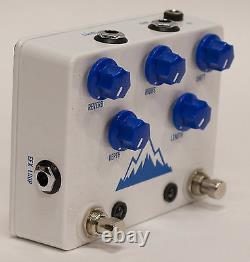 JHS Alpine Dual Reverb Guitar Effect Pedal / Stompbox BRAND NEW