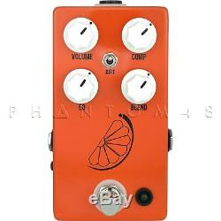 JHS Pedals Pulp'N' Peel V4 Compressor Guitar Sustain Effect Pedal Brand N