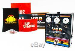 JHS Ryan Adams VCR Volume / Chorus / Reverb Guitar Effect Pedal BRAND NEW