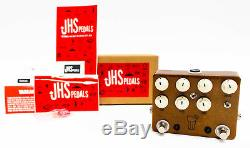 JHS Sweet Tea Overdrive Guitar Effect Pedal V2 Brand New