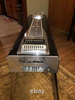 Jackson Black Jack Pedal Steel Guitar OHSC