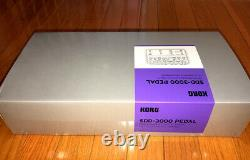 Korg SDD 3000 Guitar, Studio Effect Pedal New SDD3000 Last Brand New One