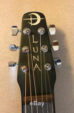 LUNA Pedal/Lap Steel Guitar