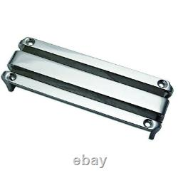 Lace 31010-06 Alumitone ToneBar 10-String 4 Pedal Steel Guitar Pickup Chrome