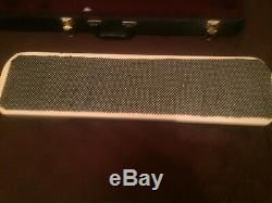 Lap Steel Guitar Hudson With Finger Pedals To Make Pedal Steel Sounds withHardCase