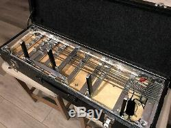 Left Handed BMI Pedal Steel Guitar, SD-10, 2008, Birdseye Maple