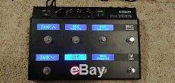 Line 6 HX Effects Helix brand Multi-Effects Pedal for Guitar or Stereo