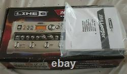 Line6 JM4 Looper Guitar Effects Pedal BRAND NEW
