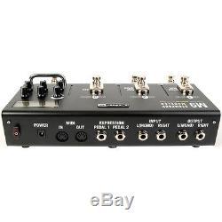 Line6 M9 Stompbox Modeller Guitar Effects Pedal BRAND NEW