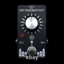 MATTOVERSE ELECTRONICS Bad Passenger Fuzz Guitar Pedal. Brand New