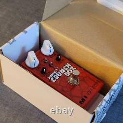 MI AUDIO Super Crunch Box BRAND Guitar Effect Pedal