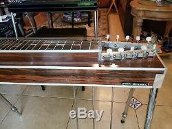 MSA 3X1 Semi-Classic Pedal Steel Guitar
