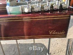 MSA D-10 Classic pedal steel guitar