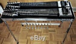 MSA D-10 Pedal Steel Guitar