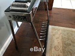 MSA M3 Millennium SU-12 Carbon Fiber pedal steel guitar Bb6/Eb9 30 lbs