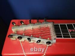 MSA Sidekick E9 Pedal Steel Guitar