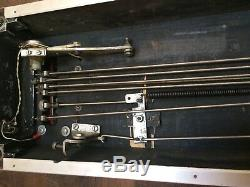 MSA Single Neck Pedal Steel Guitar