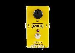 MXR M148 Micro Chorus Guitar Effects Pedal / Stomp Box BRAND NEW