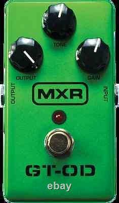 MXR M193 GT-OD Overdrive Electric Guitar Effect Pedal Brand New