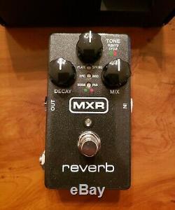 MXR M300 Digital Reverb Guitar Effects Pedal BRAND NEW + SHIPS FREE