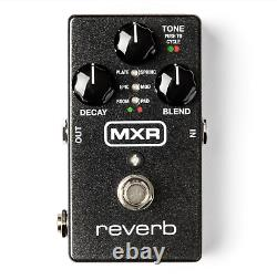 MXR M300 Reverb Pedal 6 Reverbs in One pedal Brand New