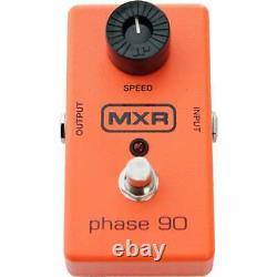 MXR Phase 90 Jim Dunlop M101 Phaser Guitar or Bass Effect Pedal Brand New
