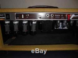 Milkman Pedal Steel 85 W Amp Guitar, Pedal Steel or Guitar Amp