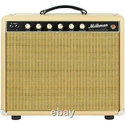 Milkman Sound 40W Pedal Steel Mini 40W 1x12 Tube Guitar Combo Amp Vanilla LN