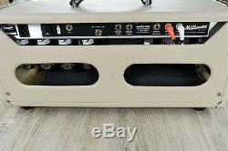 Milkman Sound 85W Pedal Steel Amp Head, Vanilla Tolex