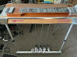 Mk Pedal Steel Guitar