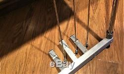 Modified Zumsteel Stage One S-10 pedal steel guitar