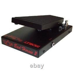 Morley Steve Vai Bad Horsie 2 Contour Wah Pedal. Brand New