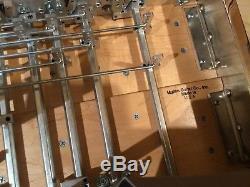 Mullen D10 pedal steel guitar 4X8 (Mint)