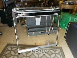 Mullen Discovery 3X5 Pedal Steel Guitar with Case Excellent Cond