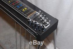 Mullen Discovery 4&5 Pedal Steel Guitar with Case! Terry Bethel's Guitar