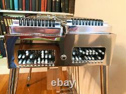 Mullen Pedal Steel Guitar 2003 RP D-10 9 Knee Levers 8 Pedals E9th and C6th