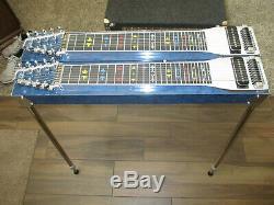 Mullen Royal Precision D10 8/4 Pedal Steel Guitar Serial # M0348