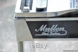 Mullen SD10 3X5 Royal Precision Pedal Steel Guitar with Casel