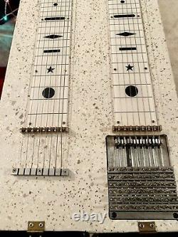 Multi-Kord Duel 8 String Pedal Steel Guitar