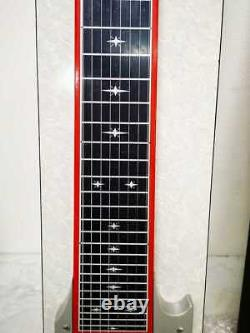 Musical instrument Body Pedal Steel Guitar With Case Fuzzy 8-String